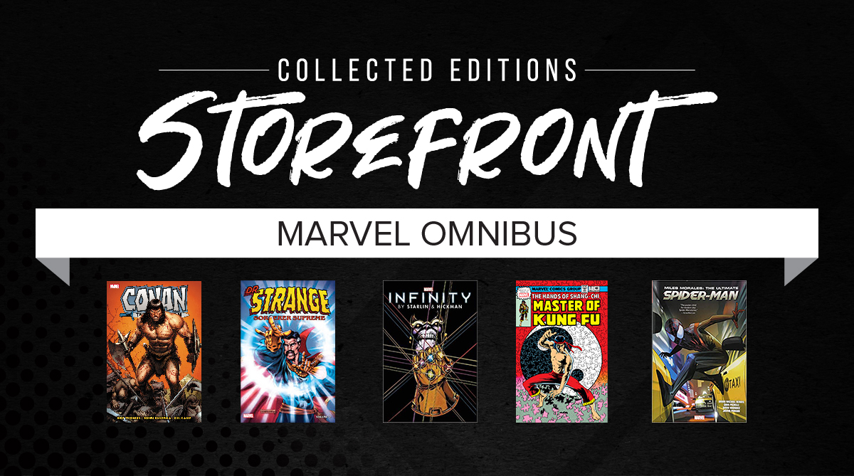 Marvel Omnibus Hcs Collected Editions