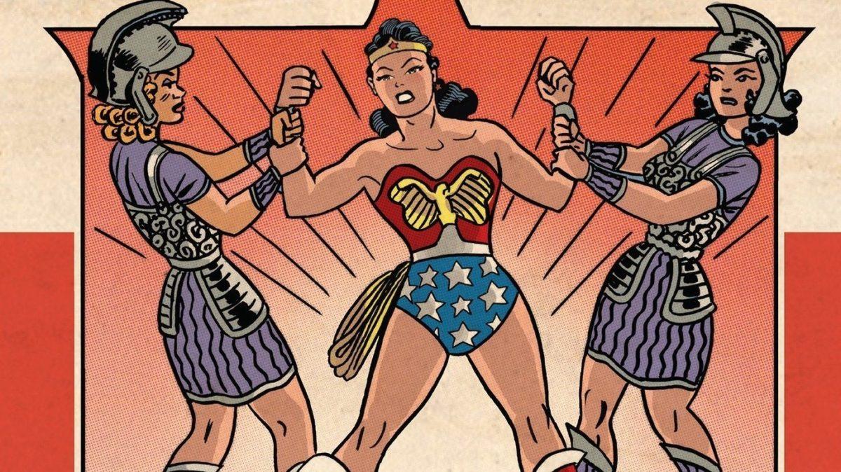The Golden Age Omnibus Vol 1 Wonder Woman